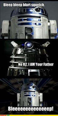 R2 I am your father