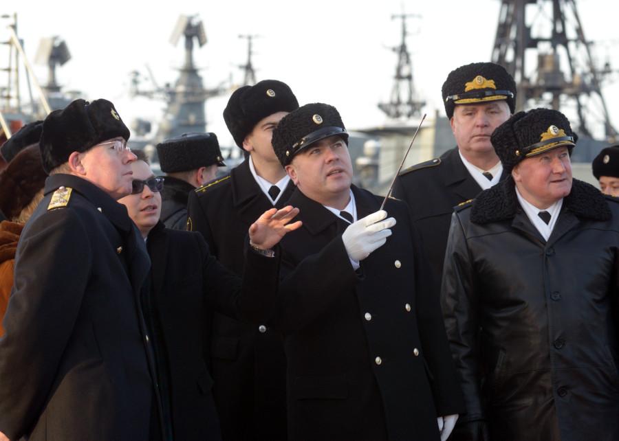 Морской лорд на СФ