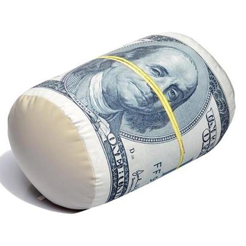 подушка-доллар