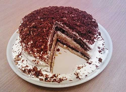 торт_творог