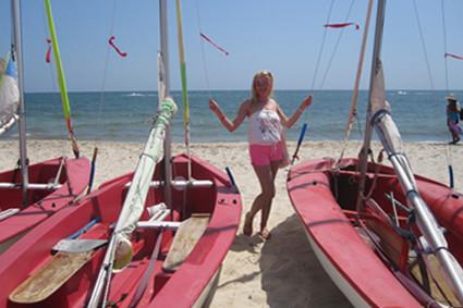 One summer day  -Тунис 17 июля 2010 год