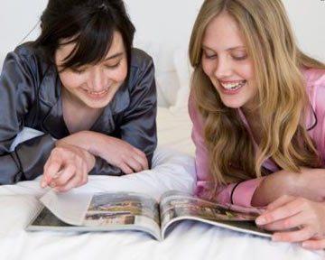 Интересное чтение книг
