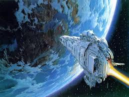 Ребёнку интересен космос