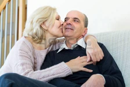 Отношения супругов сохраняются