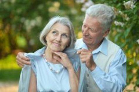 Дружные отношения супругов