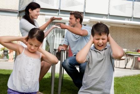 Вредные действия родителей