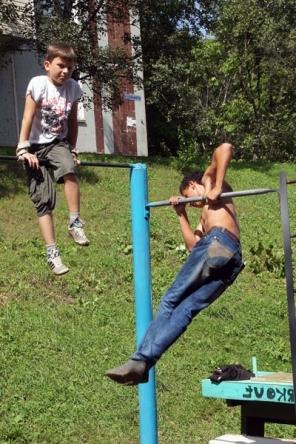 Успешный ребёнок в спорте