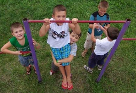 Спортивное воспитание самостоятельности
