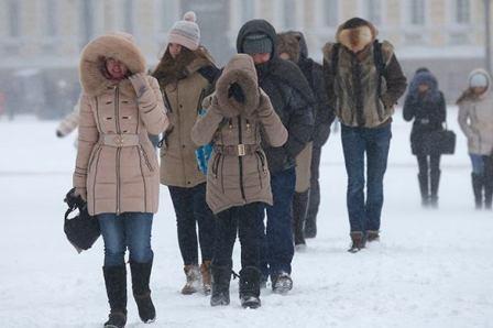 Полезные привычки в мороз