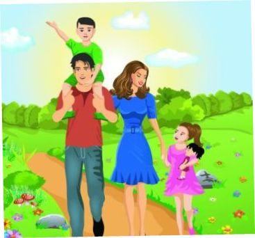 Семья рассчитала бюджет