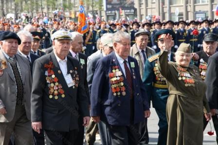 Ветераны второй мировой