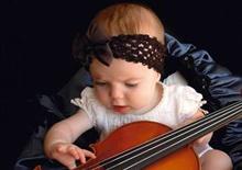 музыкальный ребёнок