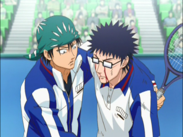 Kaidoh loves Inui