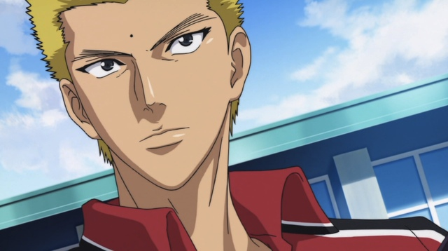 Tachibana Kippei, looking very fine