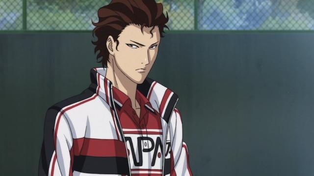 Migihashi, looking cool