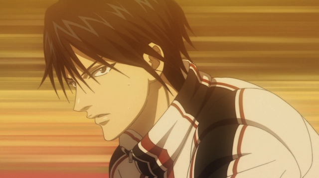 Tokugawa, looking hot, as always