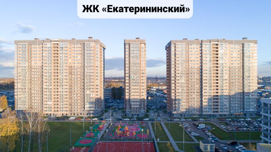 Квартиры в ЖК Екатерининский Мегалит официальный сайт отзывы СПб, метро Пионерская, Приморский район, фото
