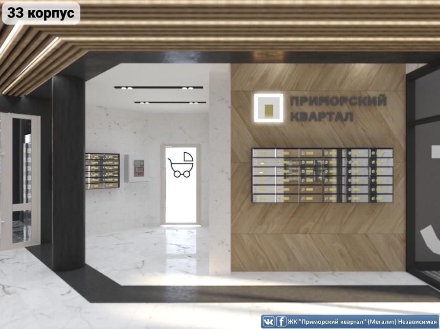 Квартиры в ЖК Приморский квартал Мегалит официальный сайт отзывы СПб, метро Пионерская, Приморский район, фото
