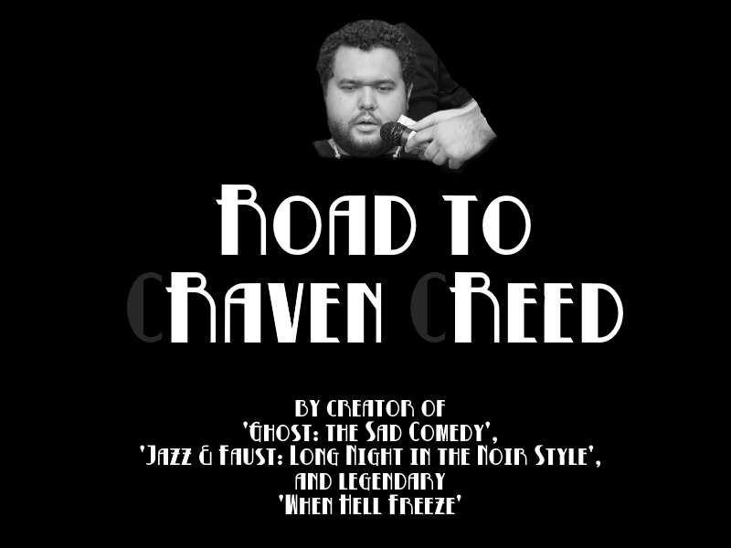 Road to Raven Reed