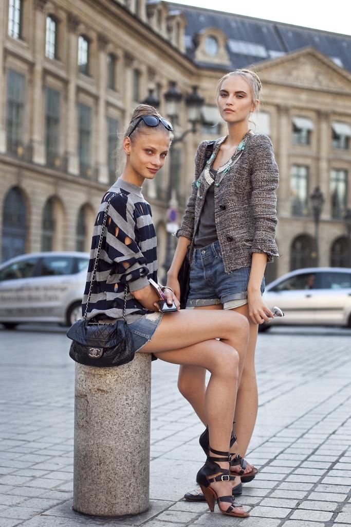 Tags anna selezneva model s street style
