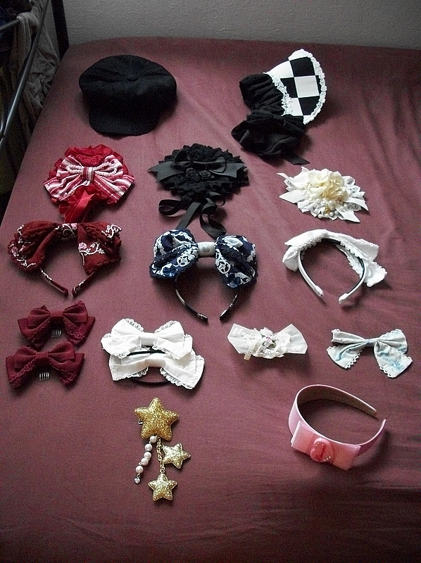 Hats and Hair Accessories