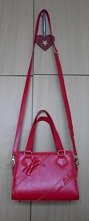 Crown Label Red Bag (Meta)