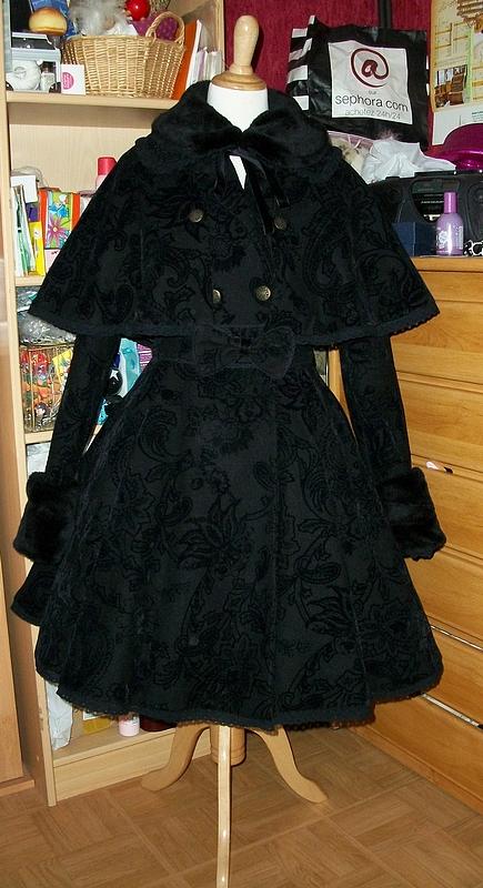Black Coat (Boguta)