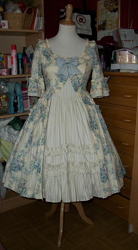 Antoinette Fleur Dress (MM)
