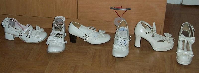 Shoes (an tai na + Secret Shop + BTSSB)