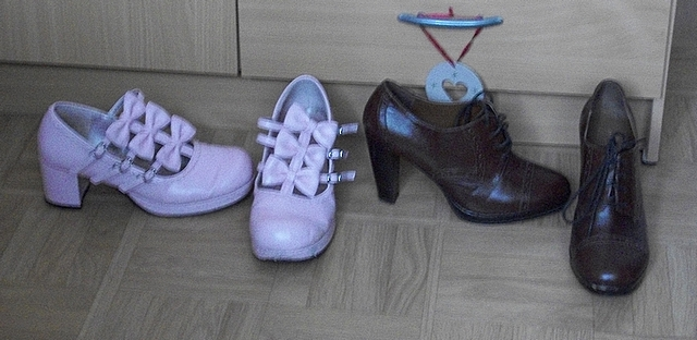 Shoes (BL + La Redoute)
