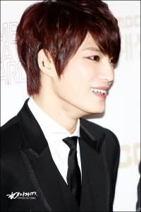 121230 JAEJOONG  2012 MBC Drama Awards