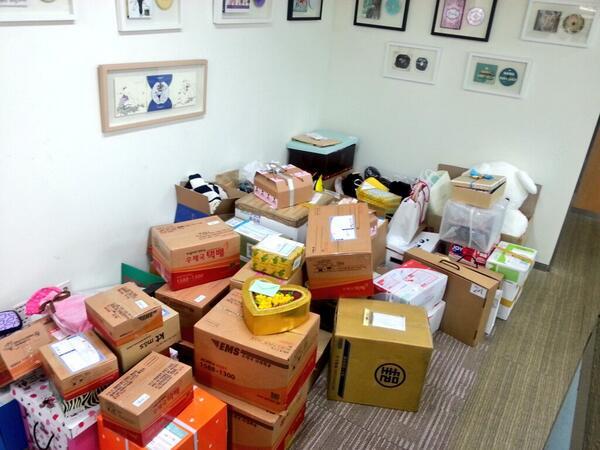 chorong's gifts