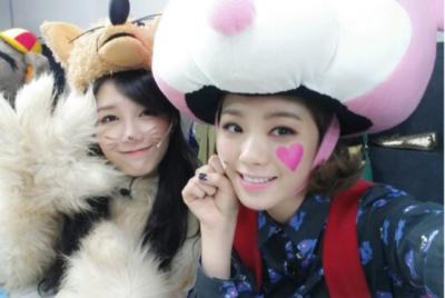 lizzy and eunji 2