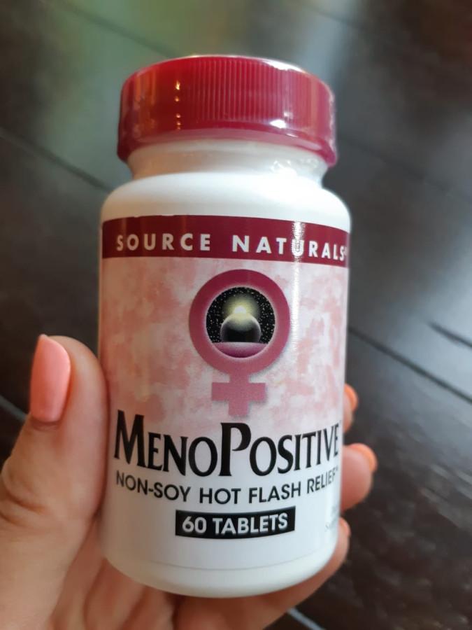 MenoPositive Source Naturals