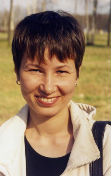 май 2003 Вика Антонова
