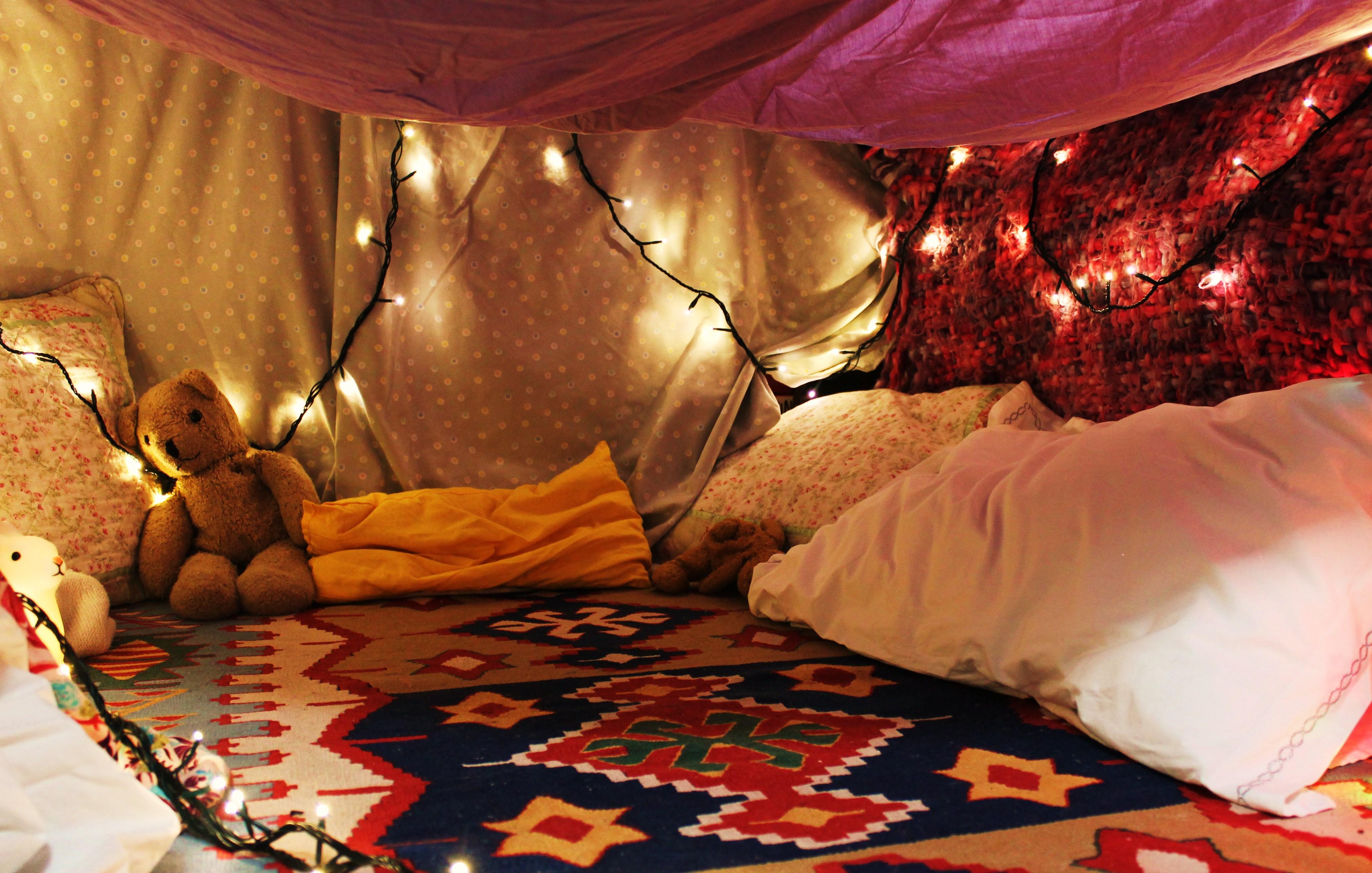 Homeland 2 The Blanket Fort