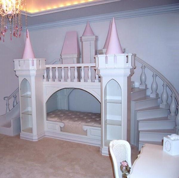 Кровать замок своими руками