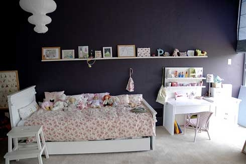 black-kid-room