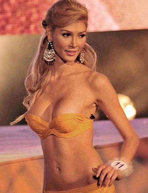 """Дженна Талакова бывший мужик """"Мисс Вселенная"""", фотомодель, конкурс красоты, девушки транссексуалы, фото"""