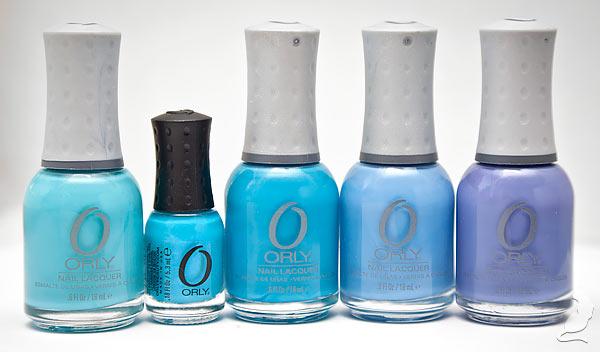 Orly Blues