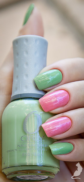 Orly Coachella Dweller + Orly Pretty Please