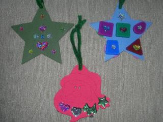 Maya's ornaments