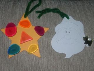 Nadia's ornaments