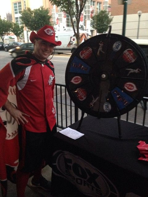 Reds Prize Wheel