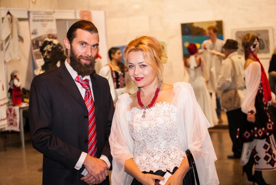 Даниэль Грин и Голда Виноградская (2)