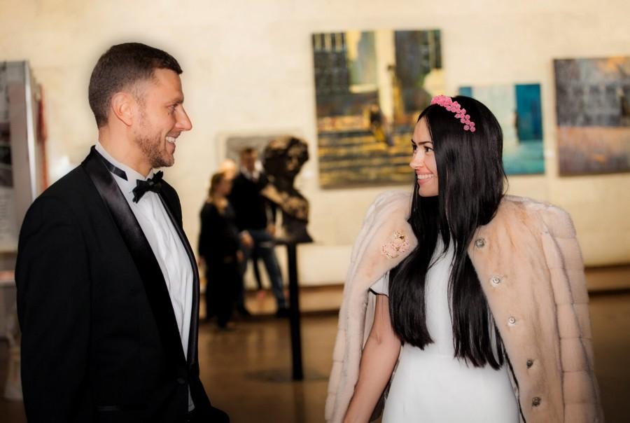 Богдан Трибой и Янина Шевченко