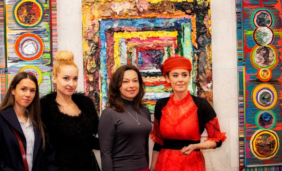 Леонора Янко Ирина Трофимова Дарья Марченко