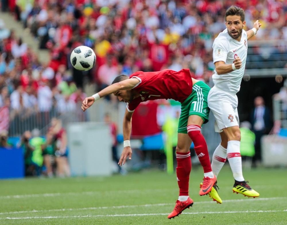 Португалии и Марокко