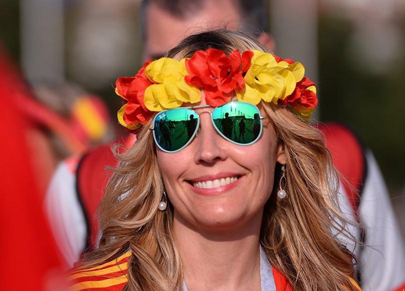 испан