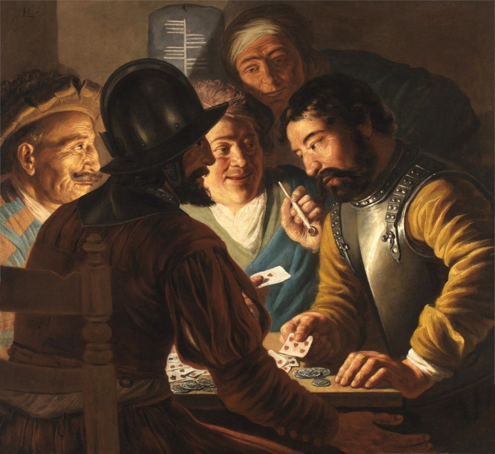 Jan-Lievens-The-Card-Players-1625 г